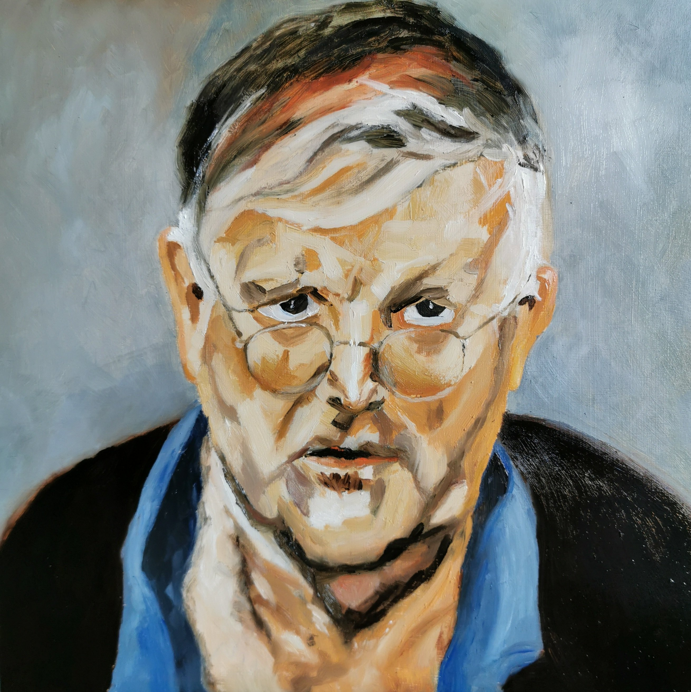 David Hockney (SOLD)